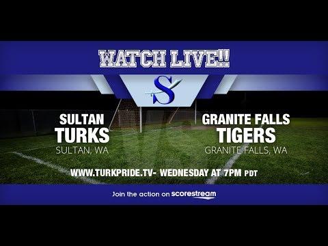 Lady Turk Soccer - Sultan vs Granite Falls