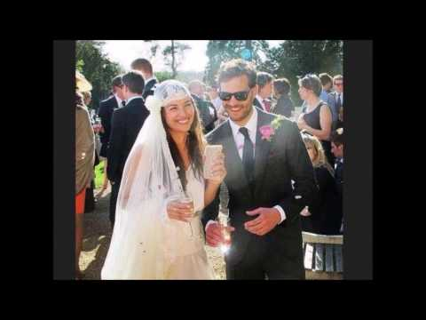 Amelia Warner and Jamie Dornan Marriage