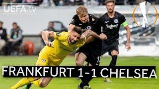 FRANKFURT 1-1 CHELSEA #UEL HIGHLIGHTS