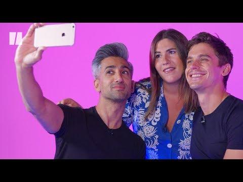 'Queer Eye' Guys Antoni And Tan Dish On Dating Advice