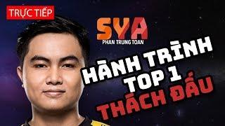 [Full Stream tối 13/09] Hành trình leo TOP 1 thách đấu (Ngày thứ 8)