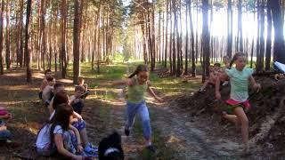 Аеробні і анаеробні бігові навантаження (збори відділення спортивного орієнтування)