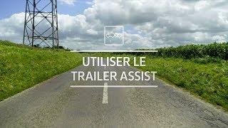 Comment utiliser le 'Trailer Assist' | Tutoriel | Volkswagen