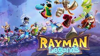 Rayman legends |ps4 |2# Lets play en familia  |Español