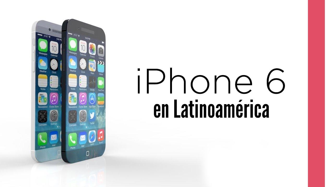 5c63f6a9bff iPhone 6 - Precio y fecha de lanzamiento en Latinoamérica / Detalles ...