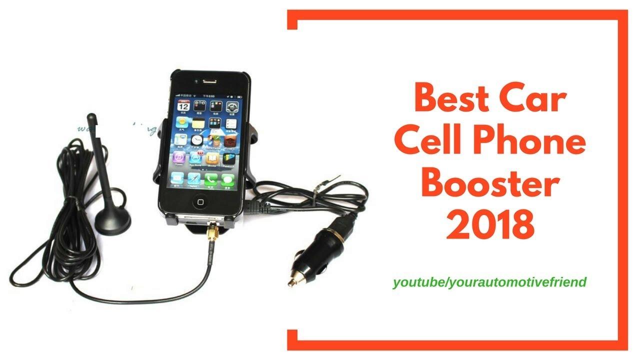 42b3c07f414e1e Best Car Cell Phone Booster 2018 - YouTube
