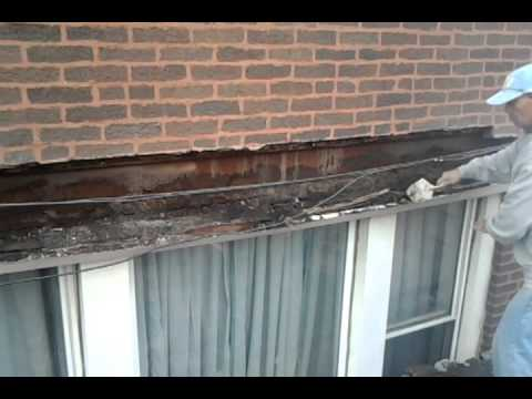 Chicago Steel Lintel Replacement Lintel Repairs In