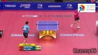 Wang Hao vs Ma Long (2011 WTTC) [HD]