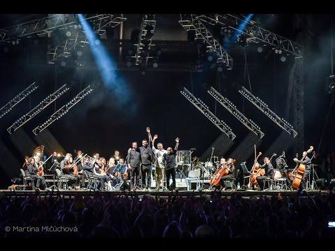 Korben Dallas Symphony - Live at Bažant Pohoda Festival 2015