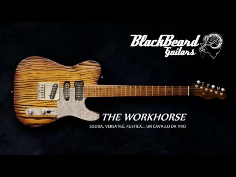 BlackBeard Guitars - demo