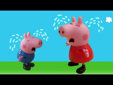 George Pig Crying [Peppa Pig]