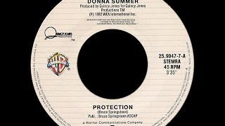 Donna Summer ~ Protection 1982 Disco Purrfection Version