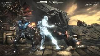 Frantix Plays: Mortal Kombat X | James Vs Ben: Game 2