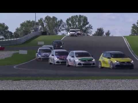 Volkswagen Castrol Cup 2014 V stage: SLOVAKIA RACE 2 full