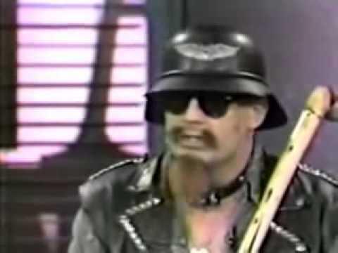 GG Allin's Last InterviewJune '93