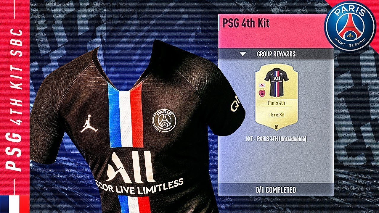 Should You Do The Sbc Insane Psg 4th Kit Sbc Fifa 20 Ultimate Team Youtube