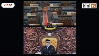 MP Pas persoal kenapa Parti DAP tidak dibatalkan