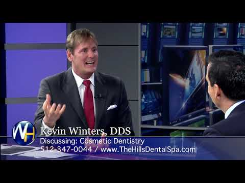 Cosmetic Dentistry With Austin, TX Dentist, Kevin Winters, DDS