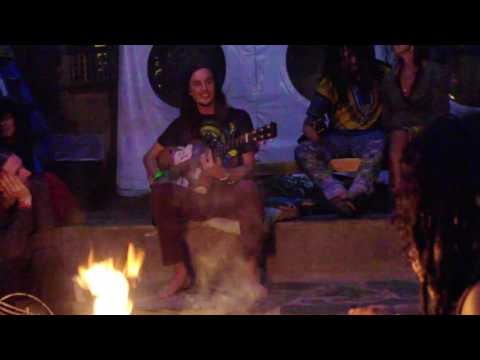 Bloom's Fireside Performance at Mystic Rising, Ashland, OR