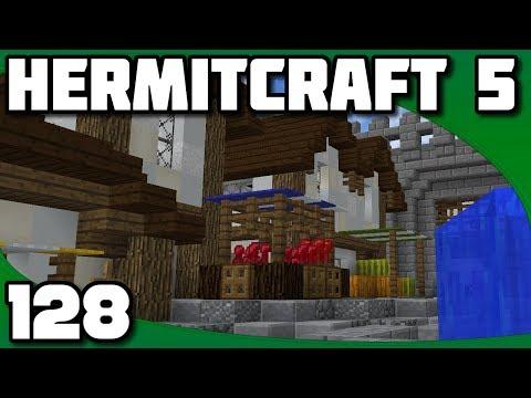 Hermitcraft 5 - Ep. 128: Finishing the Market