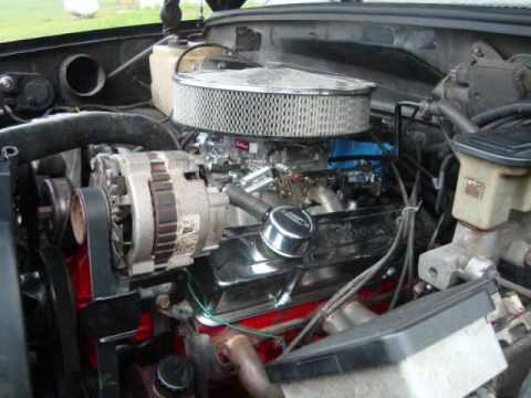 95 chevy tahoe engine