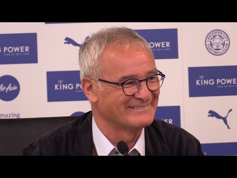 Claudio Ranieri Full Pre-Match Press Conference - Liverpool v Leicester