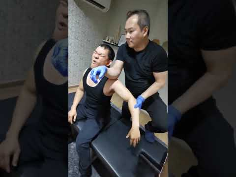Shoulder Injuries Treatment By Master Chris Leong