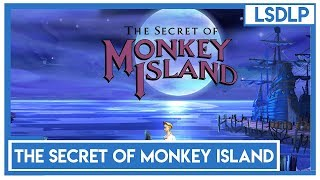[LSDLP] Bob Lennon - The Secret of Monkey Island - 13/06/2019 - Partie [1/2]