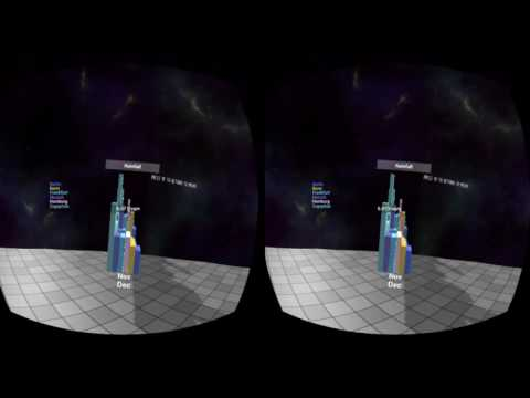 VR Data Visualization