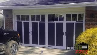 Finding the Right Custom Garage Door for Your Home | Garage Door Pros, LLC
