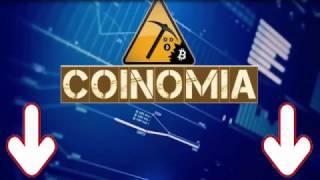 Coinomia Презентация компании для инвестиций в майнинг криптовалют Старт 14 ноября 2016