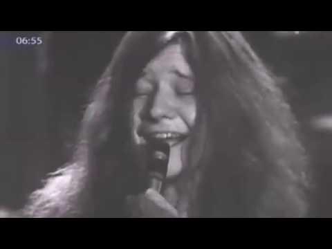 """Janis Joplin """"Summertime"""" (Live -1969)"""