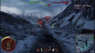 World of Tanks Console PS4 - AMX 13 75 gets my fave medal