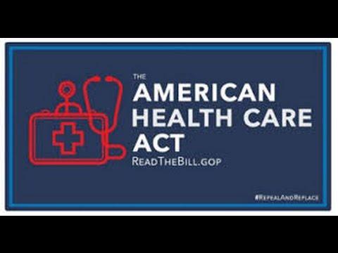 Republican Health Care (AHCA) Explained