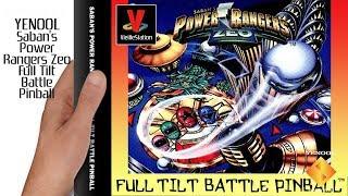 VieilleStation N°242 - Saban's Power Rangers Zeo - Full Tilt Battle Pinball - YENOOL