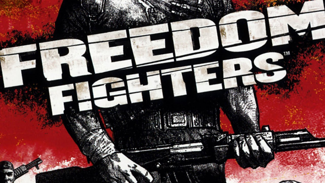 Cgrundertow Freedom Fighters For Xbox Video Game Review Youtube