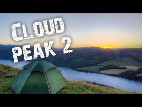 Naturehike Cloud Peak 2 man Tent | Wild camping in the Lake District