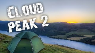 Naturehike Cloud Peak 2 man Tent | Wild camping in the Lake District