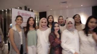 Gathering Alumni Wajah Femina 2016 with Wardah