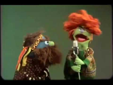 Classic Sesame Street - Mad With Little Jerry And The Monotones HQ