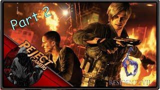 Resident Evil 6 Gameplay - Part 2 (PC)