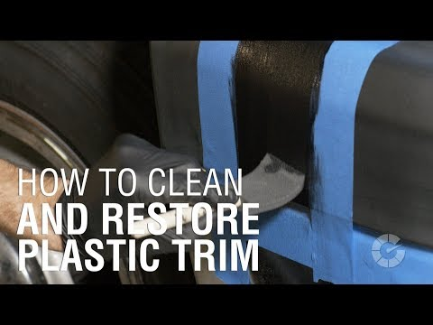How To Clean And Restore Plastic Trim | Autoblog Details