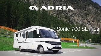 So schön kann Urlaub sein! Unterwegs mit dem Adria Sonic 700 SL Plus