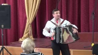 Живет моя отрада в высоком терему - Николай Пономаренко (гармонь)(Старинная таборная цыганская песня