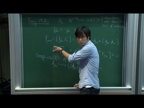 Sung Jin OH - Global regularity and scattering for energy critical geometric wave equations