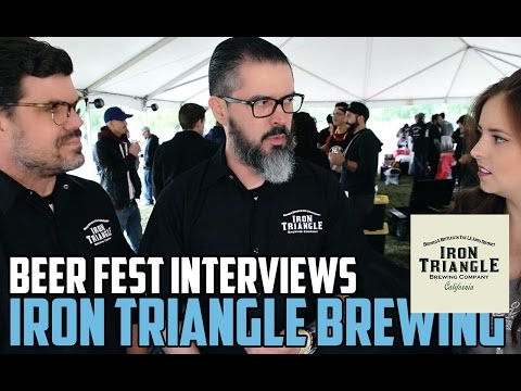 Iron Triangle Brewing Co. @ BBQ And Beer Fest Santa Clarita 2016