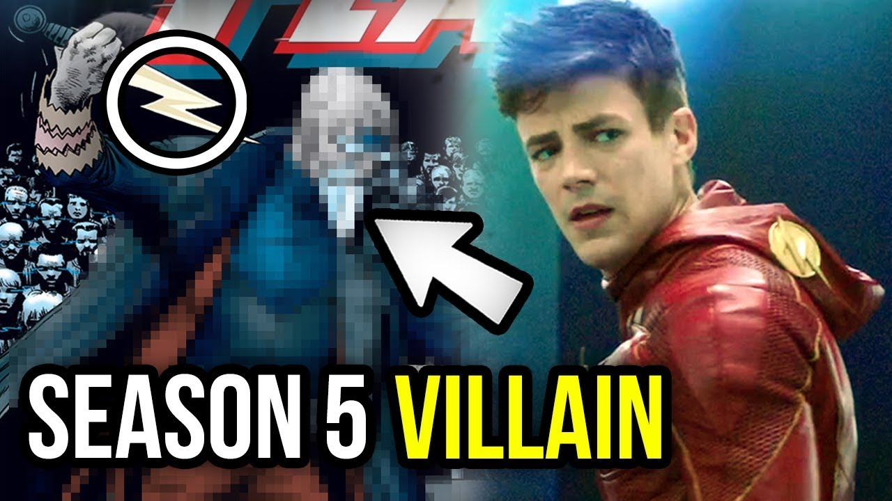 The Flash Season 5 Villain REVEALED and it is NOT a Speedster! Good or Bad  Choice?