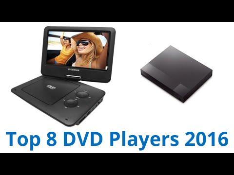 8 Best DVD Players 2016