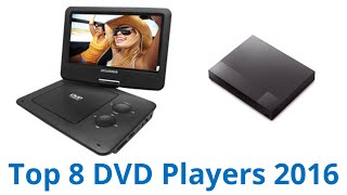8 Best DVD Players 2016