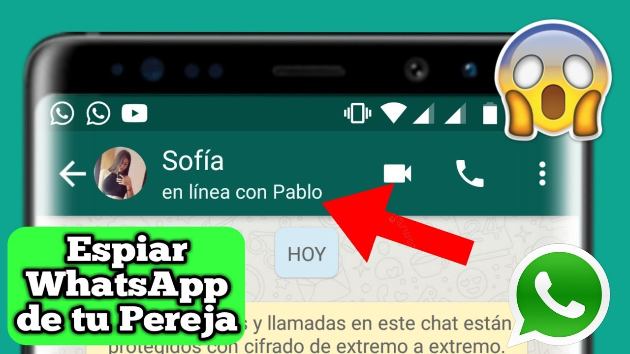 whatsapp espia chat